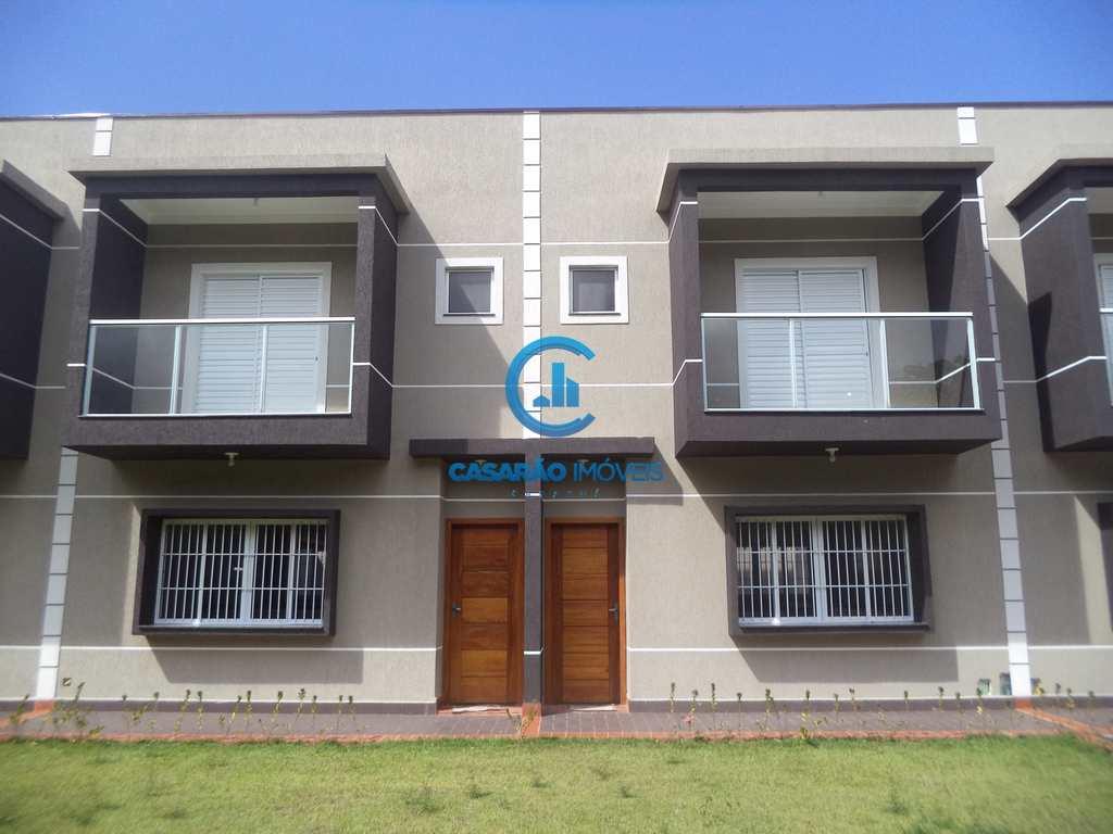 Sobrado de Condomínio em Caraguatatuba, no bairro Jardim do Sol