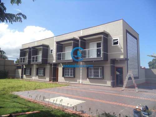 Sobrado de Condomínio, código 1140 em Caraguatatuba, bairro Jardim do Sol