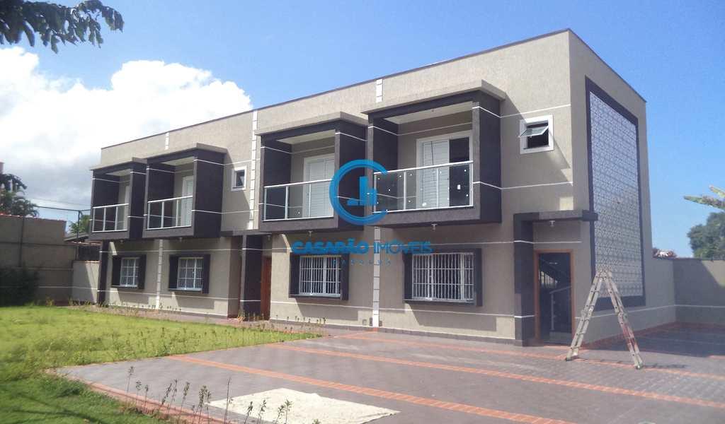 Sobrado de Condomínio em Caraguatatuba, bairro Jardim do Sol