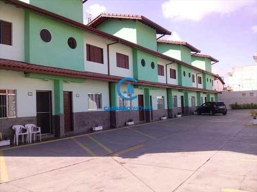 Sobrado, código 1140 em Caraguatatuba, bairro Jardim Casa Branca