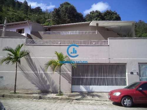 Sobrado, código 1145 em Caraguatatuba, bairro Benfica