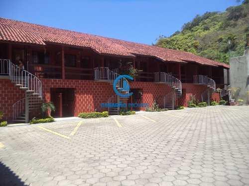 Sobrado, código 1125 em Caraguatatuba, bairro Loteamento Balneário Camburi