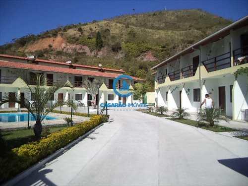 Sobrado, código 1125 em Caraguatatuba, bairro Vila Atlântica
