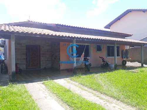 Casa, código 1087 em Caraguatatuba, bairro Indaiá