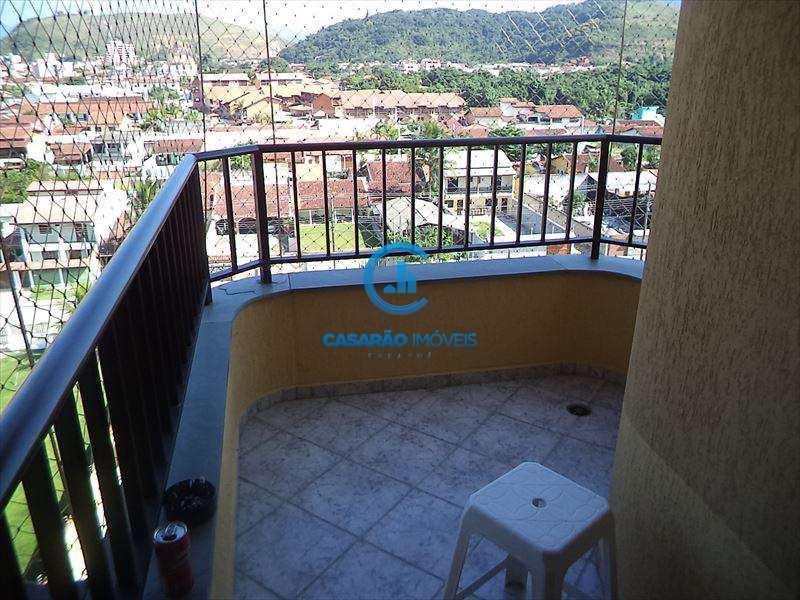 Cobertura em Caraguatatuba, no bairro Martim de Sá