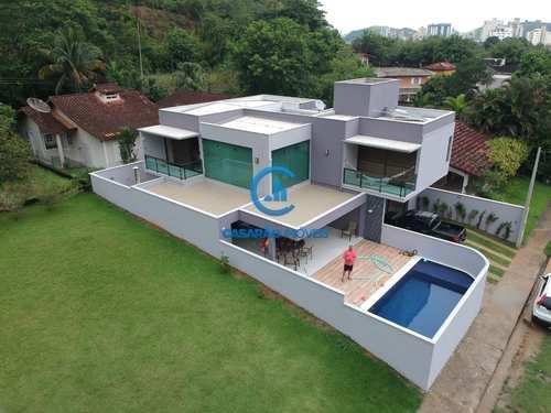Casa, código 1049 em Caraguatatuba, bairro Martim de Sá