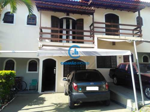 Sobrado de Condomínio, código 9015 em Caraguatatuba, bairro Prainha