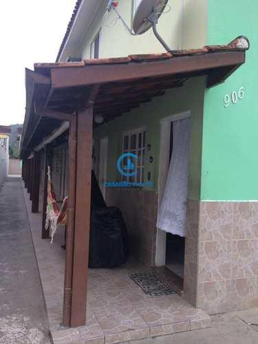 Sobrado de Condomínio, código 9016 em Caraguatatuba, bairro Jardim Casa Branca