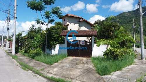 Sobrado, código 9018 em Caraguatatuba, bairro Jardim Jaqueira