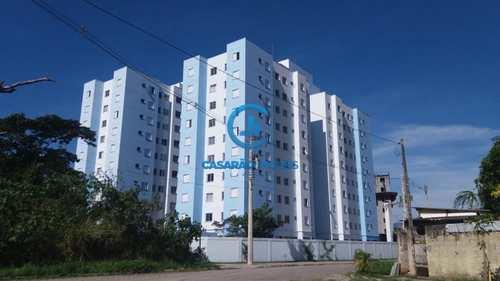 Apartamento, código 9023 em Caraguatatuba, bairro Martim de Sá