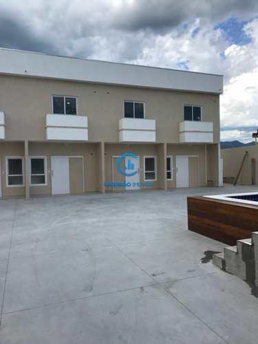 Sobrado de Condomínio, código 9026 em Caraguatatuba, bairro Pontal de Santa Marina