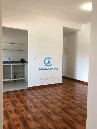Apartamento, código 9027 em Caraguatatuba, bairro Indaiá