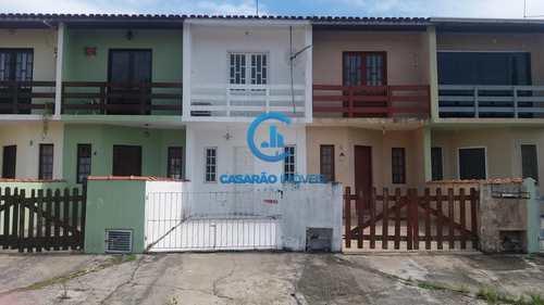 Sobrado, código 9040 em Caraguatatuba, bairro Praia das Palmeiras