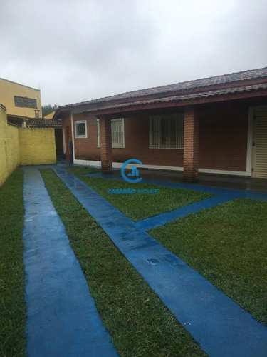 Casa, código 9041 em Caraguatatuba, bairro Indaiá