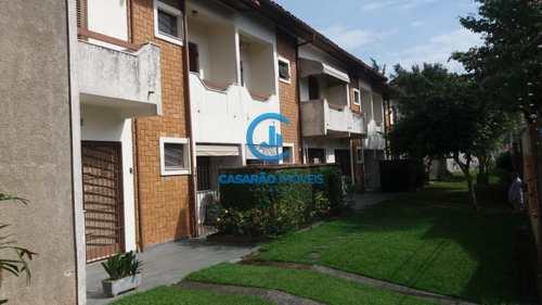 Sobrado de Condomínio, código 9046 em Caraguatatuba, bairro Martim de Sá