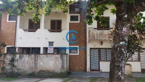 Sobrado de Condomínio, código 9048 em Caraguatatuba, bairro Martim de Sá