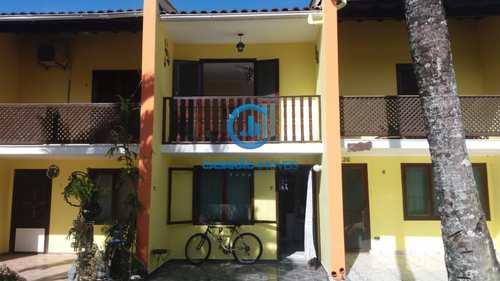 Sobrado de Condomínio, código 9051 em Caraguatatuba, bairro Martim de Sá