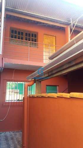 Sobrado, código 9053 em Caraguatatuba, bairro Vila Nossa Senhora Aparecida
