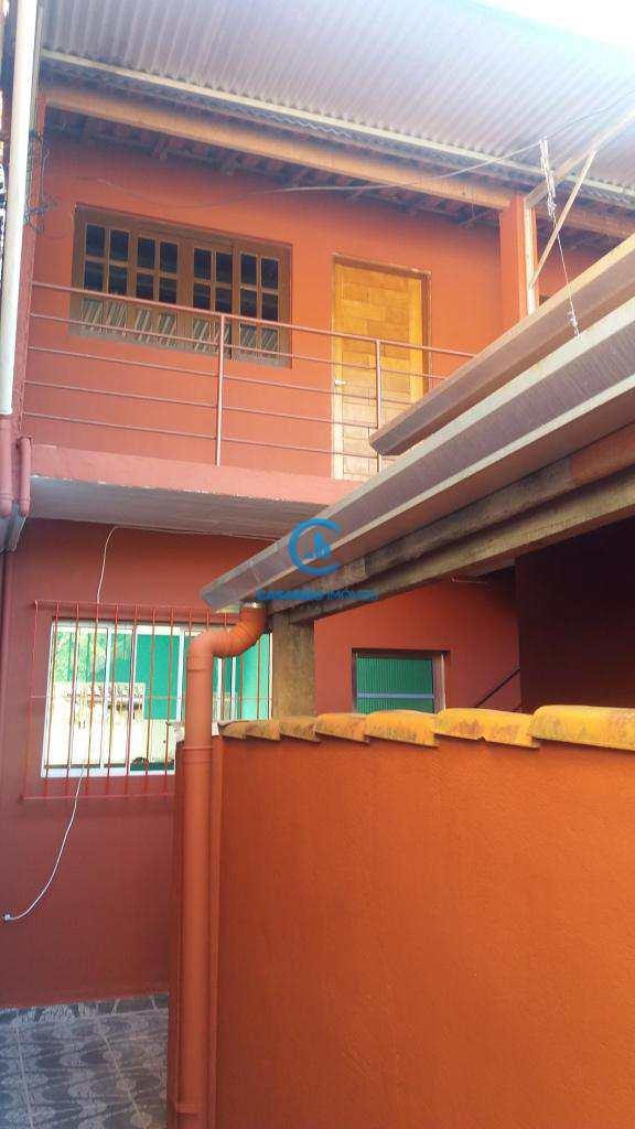 Sobrado em Caraguatatuba, bairro Vila Nossa Senhora Aparecida