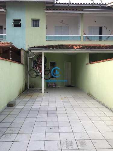 Sobrado, código 9058 em Caraguatatuba, bairro Sumaré