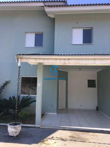 Sobrado de Condomínio, código 9059 em Caraguatatuba, bairro Sumaré