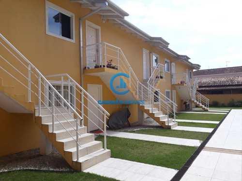Casa de Condomínio, código 9067 em Caraguatatuba, bairro Massaguaçu