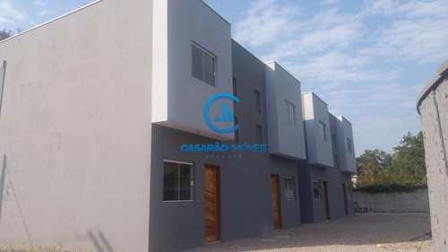 Sobrado de Condomínio, código 9069 em Caraguatatuba, bairro Capricórnio III