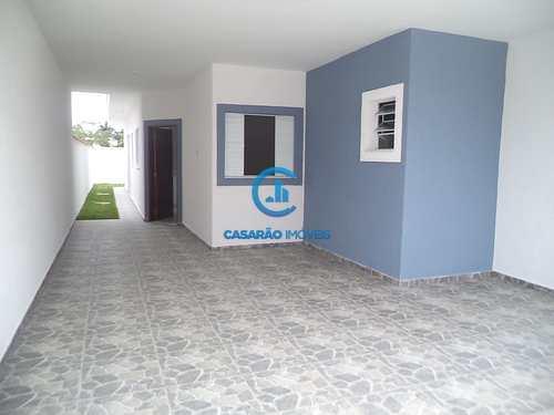 Casa, código 9071 em Caraguatatuba, bairro Massaguaçu