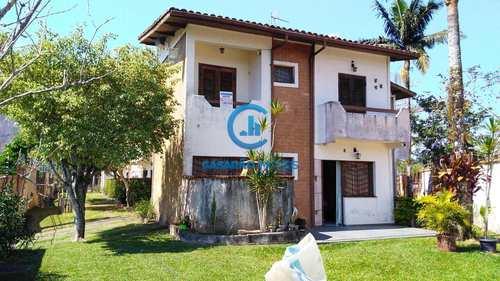 Sobrado de Condomínio, código 9072 em Caraguatatuba, bairro Martim de Sá