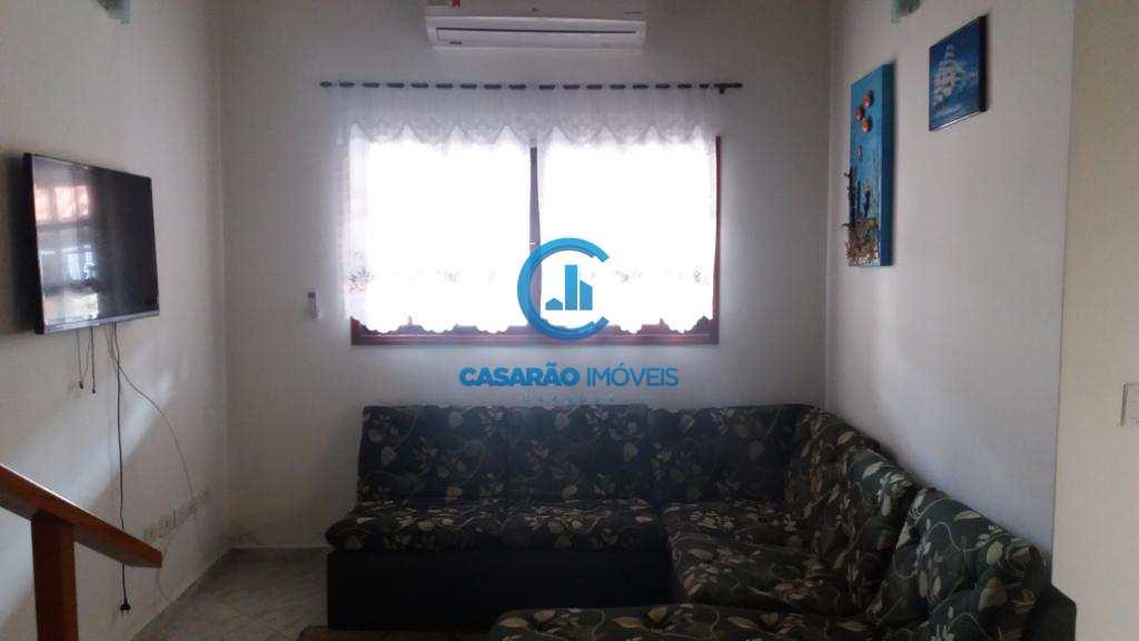 Casa em Caraguatatuba, no bairro Morro do Algodão