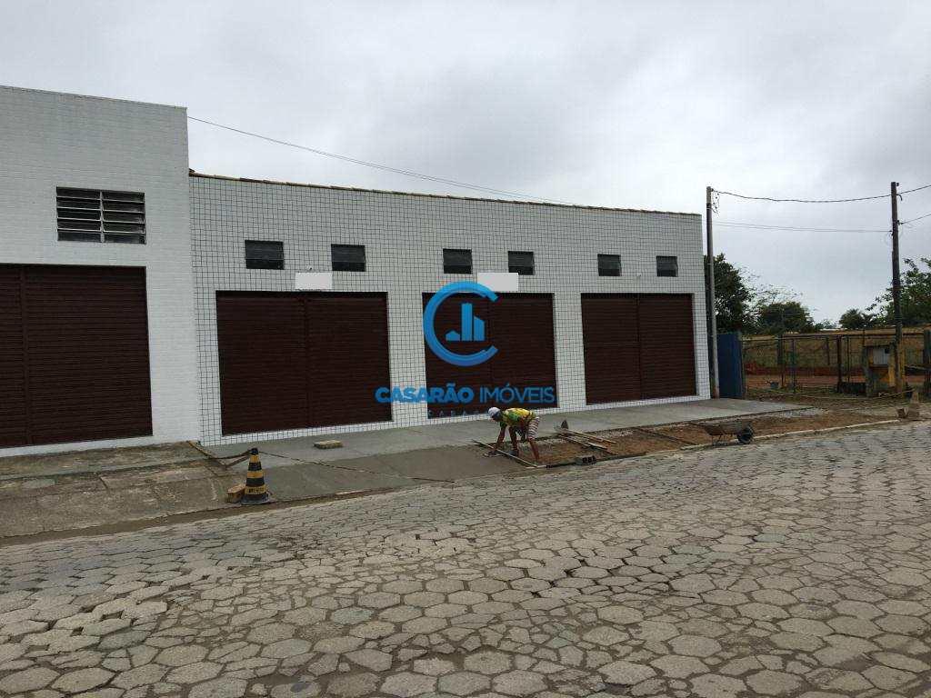 Galpão em São Sebastião, no bairro Enseada