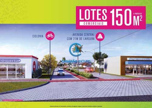 Loteamento, código 9084 em Caraguatatuba, bairro Portal dos Passaros