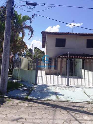 Sobrado de Condomínio, código 9090 em Caraguatatuba, bairro Martim de Sá