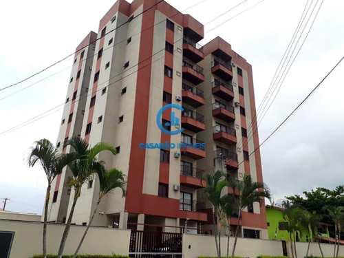 Apartamento, código 9095 em Caraguatatuba, bairro Martim de Sá
