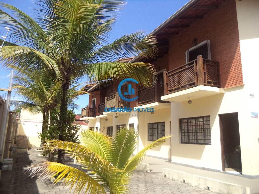 Sobrado de Condomínio em Caraguatatuba, no bairro Vila Atlântica