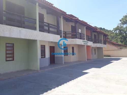 Sobrado de Condomínio, código 9101 em Caraguatatuba, bairro Martim de Sá