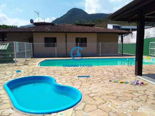 Casa de Condomínio, código 9103 em Caraguatatuba, bairro Martim de Sá