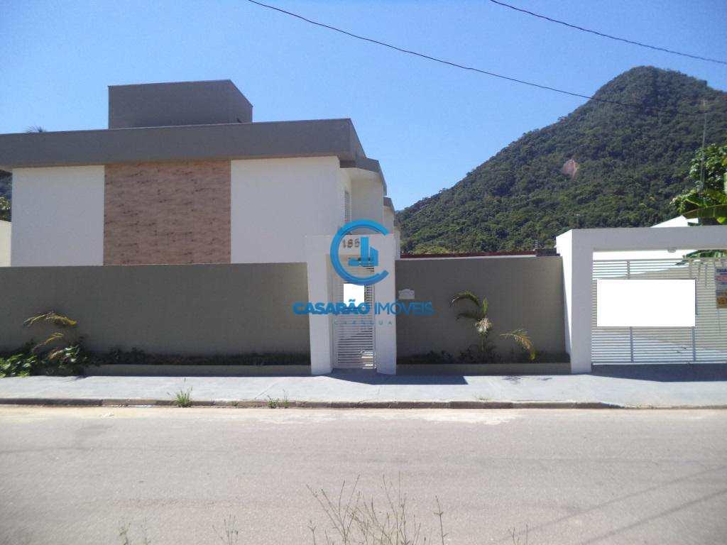 Sobrado de Condomínio em Caraguatatuba, no bairro Cidade Jardim