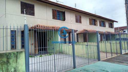Sobrado de Condomínio, código 9106 em Caraguatatuba, bairro Vila Atlântica