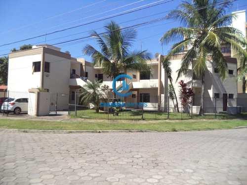 Casa de Condomínio, código 9110 em Caraguatatuba, bairro Martim de Sá