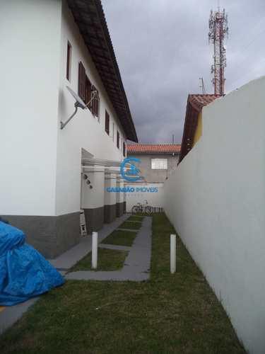 Sobrado, código 9119 em Caraguatatuba, bairro Porto Novo