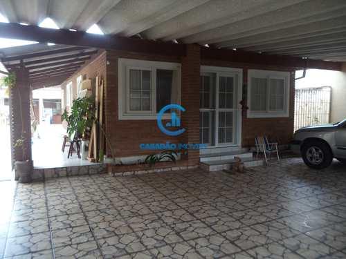 Casa, código 9123 em Caraguatatuba, bairro Pontal de Santa Marina