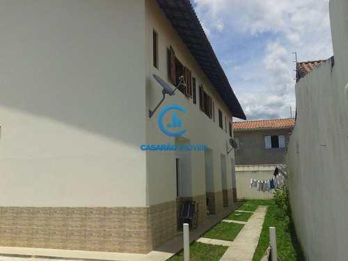 Sobrado de Condomínio, código 9123 em Caraguatatuba, bairro Jardim Porto Novo
