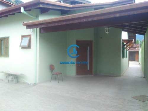 Casa, código 9128 em Caraguatatuba, bairro Cidade Jardim