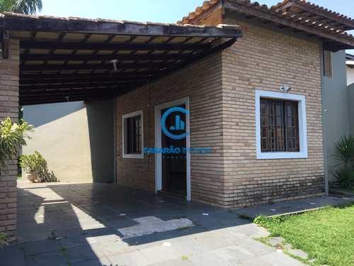 Casa, código 9128 em Caraguatatuba, bairro Indaiá