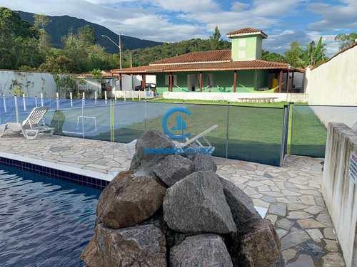 Casa, código 9129 em Caraguatatuba, bairro Portal da Fazendinha