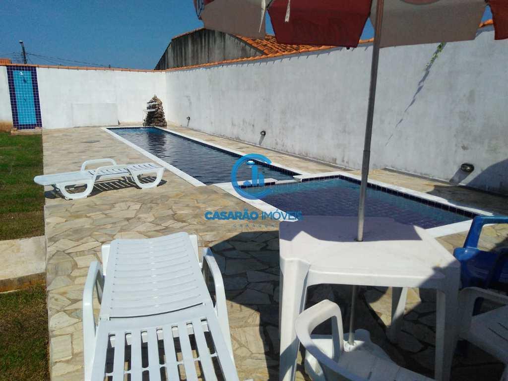 Casa em Caraguatatuba, no bairro Portal da Fazendinha
