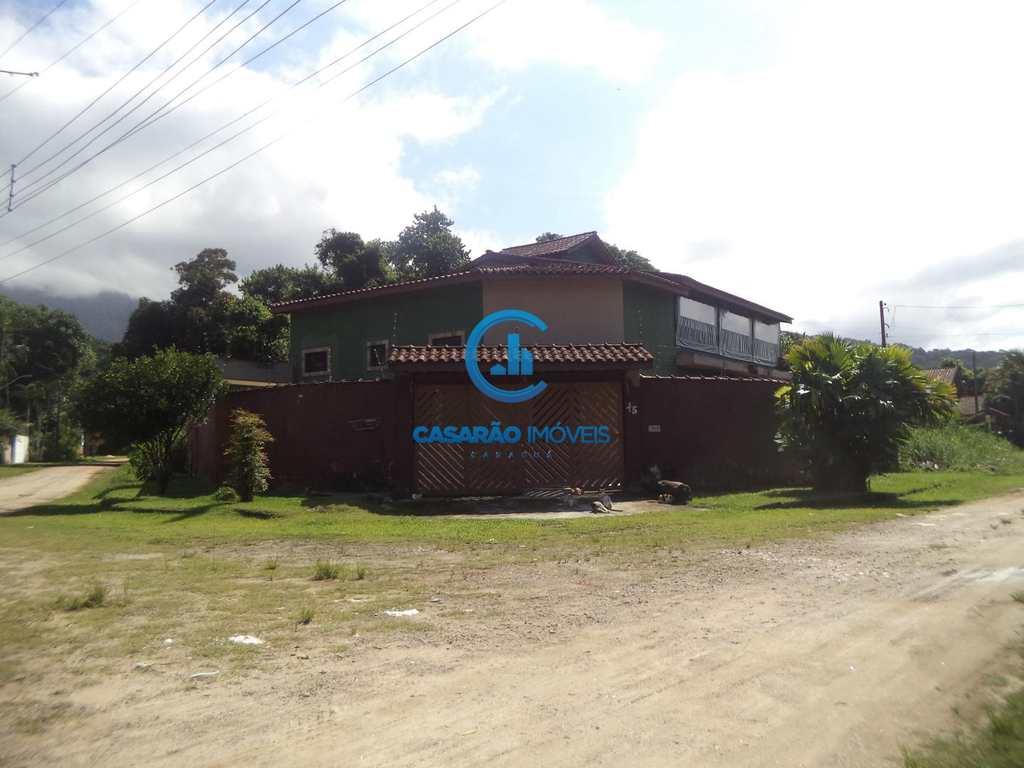 Sobrado em Caraguatatuba, no bairro Loteamento Morada do Mar
