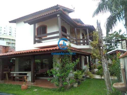 Casa, código 9134 em Caraguatatuba, bairro Martim de Sá