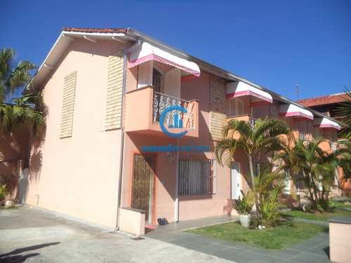 Sobrado de Condomínio, código 9144 em Caraguatatuba, bairro Martim de Sá